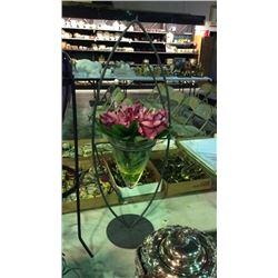 Flower Vase on Stand