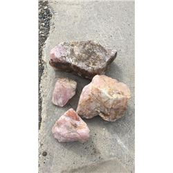 4 Decorative Rocks