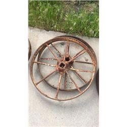 "20"" Iron Wheel"