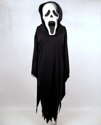 Scream 4 Screen Used Ghostface Killer Movie Costumes