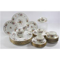 Partial Minton Dinnerware Set