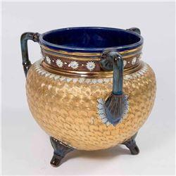 Royal Doulton Lambeth Vase/Cauldron