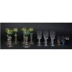 Crystal & Victorian Glasses