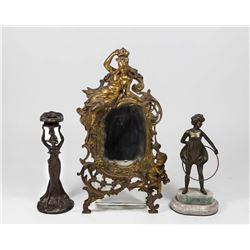 Lot of Brass & Bronze Pieces