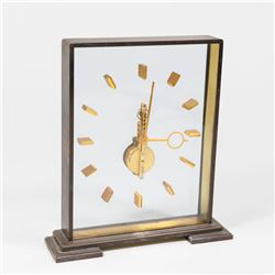 LeCoultre Inline Clock