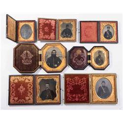 7 Civil War Era Daguerreotypes
