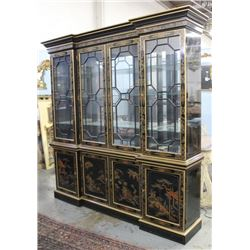 Drexel Furniture Co. Chinoiserie Breakfront