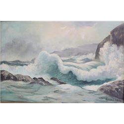 Melvin Waite, Turbulent Seas