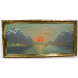 "Gulbrand Sether, ""Midnight Sun Norway"""