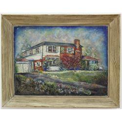 After David Burliuk, House