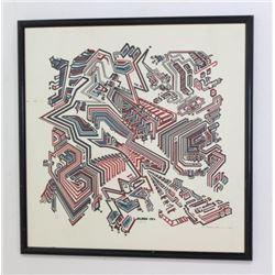 Richard Spinner, Graphic Tape Art
