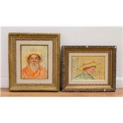 2 Edna Hibel Works