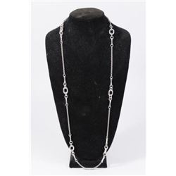 :Robert Lee Morris Sterling Silver Necklace