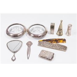 Various Silver & Silverplated Items