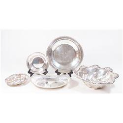 5-Piece Sterling Silver Lot