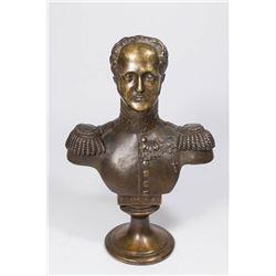 Bronze Bust of Alexander I