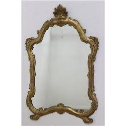 Venetian Gilt Wood Mirror