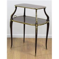 :Louis XV Style Bronze-Mounted Pastry Table