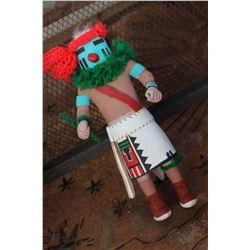 Vintage Hopi Kachina Doll Hand Carved Indian Collectors