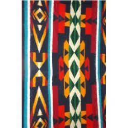 Dead Pawn Navajo Childs Blanket Pendleton Brand Vintage