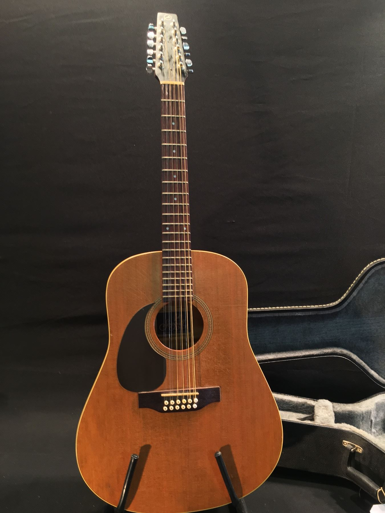 b1b1dac322 Image 1 : SEAGULL PLUS CEDAR 12 STRING ACOUSTIC GUITAR, SERIAL NUMBER NOT  LISTED, ...
