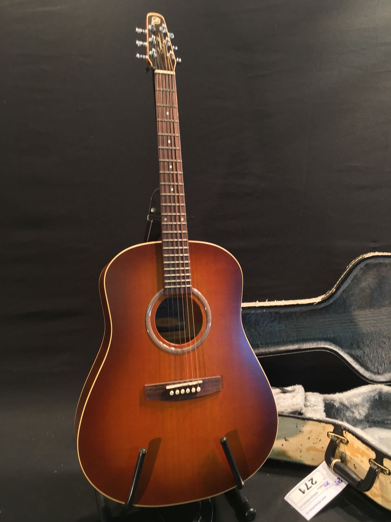 27cebcd160 Image 1 : SEAGULL MODEL 29822 ENTOURAGE RUSTIC ACOUSTIC GUITAR, MADE IN  QUEBEC, CANADA ...
