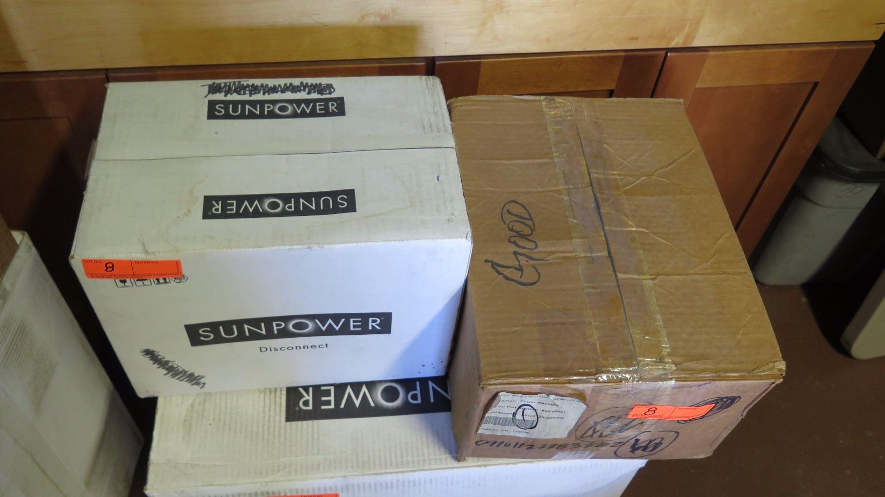 New Sunpower SPR 4000M Inverter, Sunpower SPR-DC-DIS2TL-M-US