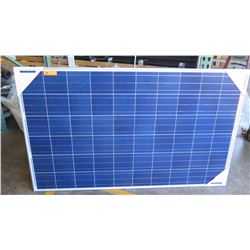 Qty 8 New Solar PV Panels: Renesolar JC250M-24/Bbh, Clear