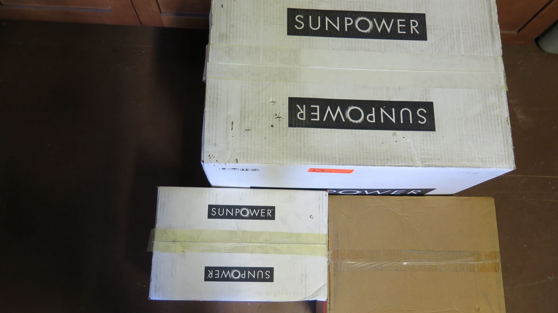 New Sunpower SPR 4000M Inverter, Sunpower SPR-DC-DISC22-M-US