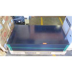 Qty 7 New Sunpower SPR-230NE Solar PV Panels - Black