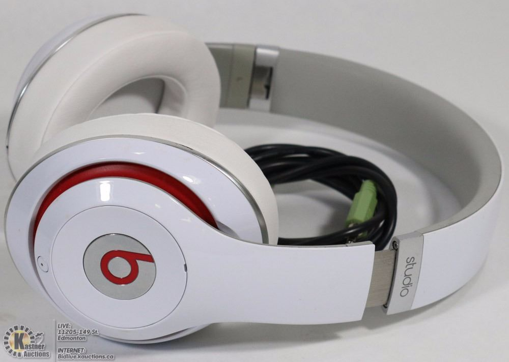 AUTHENTIC BEATS BY DR  DRE STUDIO 2 0 HEADPHONES