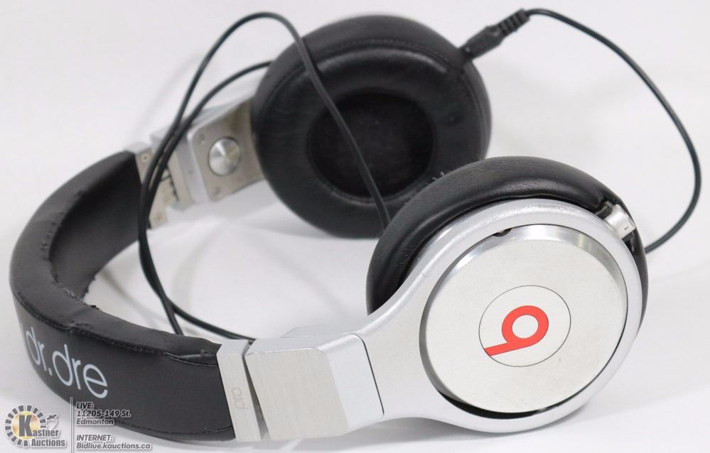 AUTHENTIC BEATS BY DR  DRE PRO OVER-EAR SOUND
