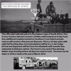 Southern Cross Safaris