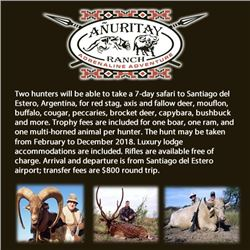 Añuritay Ranch
