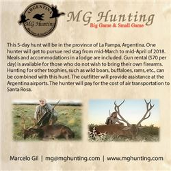 Mg Hunting