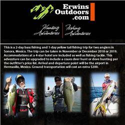 Erwins Outdoors Fishing