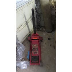 3.5 Ton Floor Jack - Missing Extension Handle