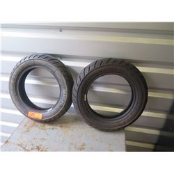 Qty 2 Michelin 90/90-10 Tires