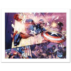 Ultimatum #4 by Stan Lee - Marvel Comics