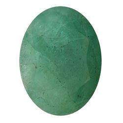 4.9 ctw Oval Emerald Parcel