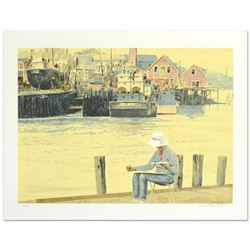 Painting in New England by Nelson, William