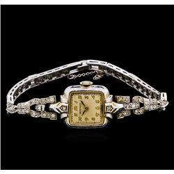 Wittnauer Diamond Ladies Watch