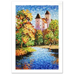 A Home by the Water by Antanenka, Alexander