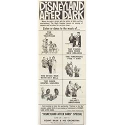 Disneyland After Dark Gate Flyer.