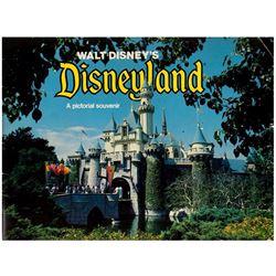 """Disneyland - A Pictorial Souvenir""."
