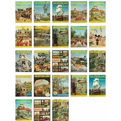 "Collection of (51) ""Vacationland"" Magazines."