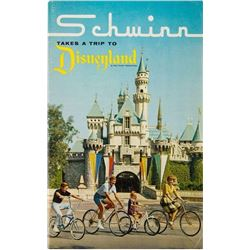 """Schwinn Takes a Trip to Disneyland"" Catalog."