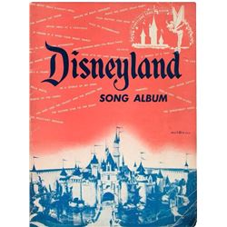 1955 Disneyland Song Album.