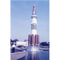 Collection of (119) Color Commercial Slides of the 1964 New York World's Fair.