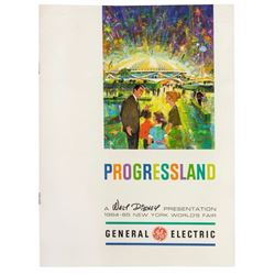 """Progressland"" World's Fair Booklet."
